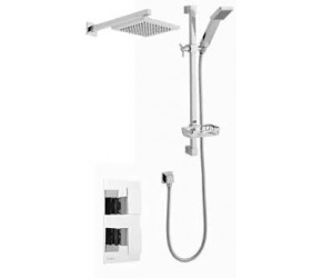 Kartell Element Option 3 Thermostatic Concealed Shower