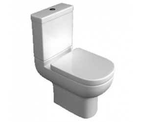 Kartell Studio Close Couple Toilet With Soft Close Seat