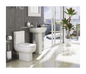 Kartell Studio 4 Piece Bathroom Suite