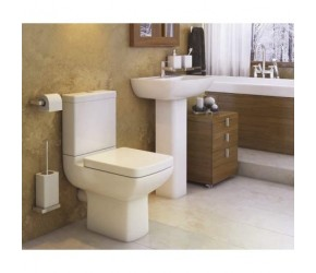 Kartell Pure 4 Piece Bathroom Suite