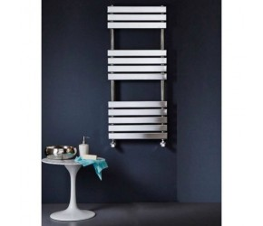 Kartell Toledo Polished Stainless Steel Towel Rail 1200mm x 500mm