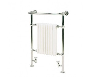 Eastbrook Isbourne Traditional Towel Rail 940mm High x 600mm Wide
