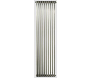 Eastgate Lazarus Raw Metal Lacquered Vertical 2 Column Radiator - 1800 x 490