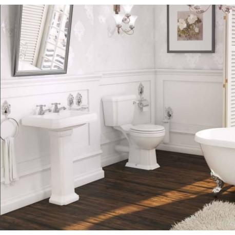Eclipse 4 Piece Modern Bathroom Suite Zion Star