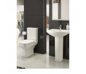 Kartell Trim 4 Piece Bathroom Suite