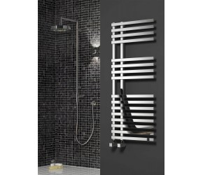 Reina Felino Designer Heated Towel Rail 1200mm High x 500mm Wide