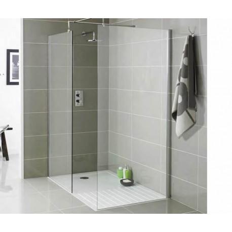 Kartell 8mm Glass Shower Enclosure 1200mm Wide