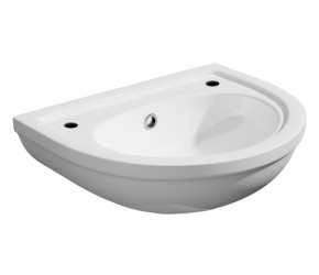 Kartell Lifestyle 450mm 2 Tap Hole Basin