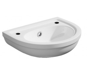 Kartell Lifestyle 360mm 2 Tap Hole Basin