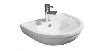 Kartell Lifestyle 450mm 1 Tap Hole Basin