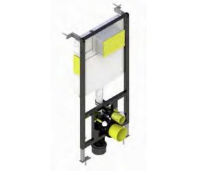 Kartell Keytec 1.12m WC Frame
