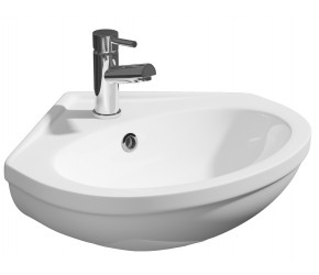 Kartell Lifestyle 480mm 1 Tap Hole Corner Basin