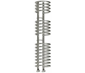 Reina Claro Coil Loop Designer Radiator 1200mm High x 300mm Wide