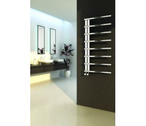 Reina Celico Designer Towel Radiator 1000mm High x 500mm Wide