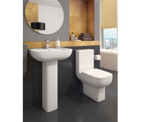 Kartell Options 4 Piece Bathroom Suite