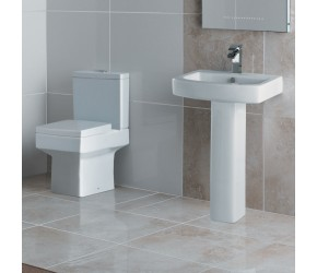 Kartell Embrace 4 Piece Bathroom Suite