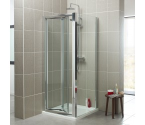 Kartell Koncept 760mm Bi-Fold Shower Door