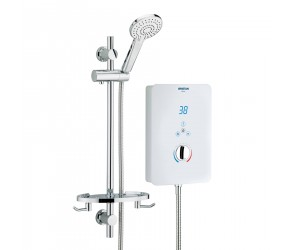 Bristan Glee White 9.5kW Electric Shower