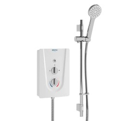 Bristan Smile White 9.5kW Electric Shower