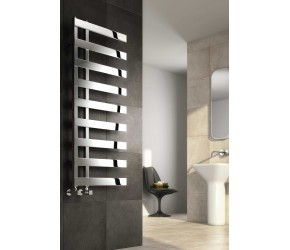 Reina Capelli Polished Stainless Steel Towel Rail 1525mm x 500mm