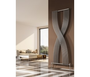 Reina Dimaro Chrome Designer Radiator 1760mm x 620mm