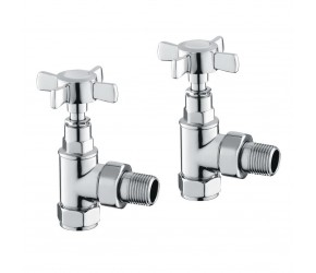 Reina Bronte Angled Traditional Crosshead Valve Pair