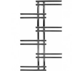 Eastbrook Pesaro Chrome Designer Towel Rail 1005mm x 550mm