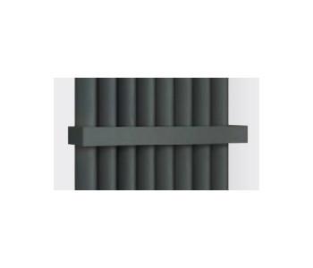 Eastbrook Witney Matt Anthracite Standard Towel Hanger 470mm