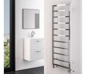 Eastbrook Ryton Chrome Designer Heated Towel Rail 1600mm x 600mm