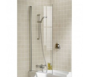 Lakes Classic Square Bath Screen 800mm x 1500mm