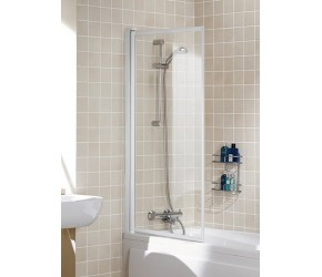 Lakes Classic Framed Bath Screen 760mm x 1400mm