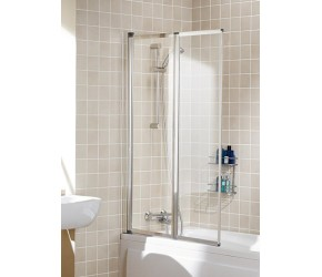 Lakes Classic Framed Bath Screen 950mm x 1400mm