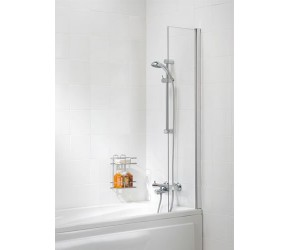 Lakes Classic Shower Curtain Panel 300mm x 1500mm