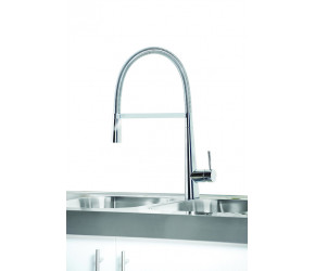 Iona KT9 Chrome Pull Out Kitchen Tap