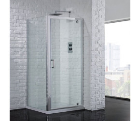 Aquadart Venturi 6 Pivot Shower Door 760mm