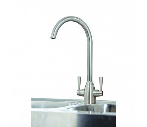 Iona KT1 Brushed Nickel Kitchen Tap
