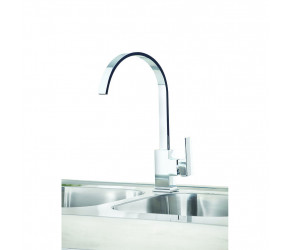 Iona KT7 Chrome Side Arm Kitchen Tap