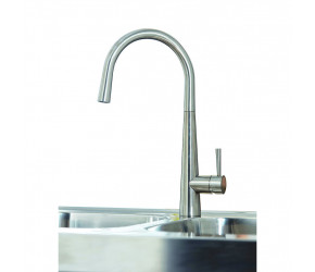 Iona KT10 Brushed Nickel Kitchen Tap