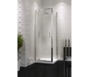 Iona A6 Easy Clean Pivot Shower Door 900mm