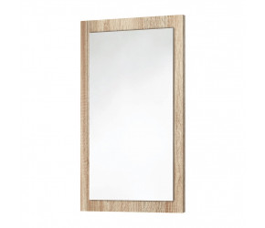Iona Driftwood Wooden Frame Mirror 800mm x 500mm