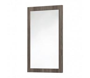 Iona Avola Grey Wooden Frame Mirror 900mm x 600mm
