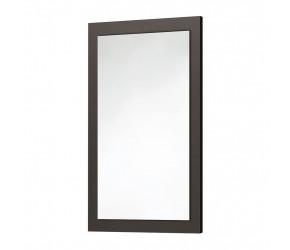 Iona Matt Grey Wooden Frame Mirror 900mm x 600mm