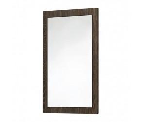 Iona Dark Oak Wooden Frame Mirror 900mm x 600mm