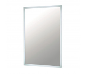 Iona LED Mirror With Demister and Shaver Socket 800mm x 600mm