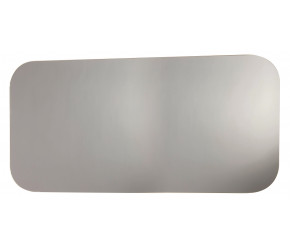 Iona LED Rectangle Mirror with Demister Pad 600mm x 1200mm