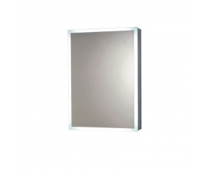 Iona LED Single Door Mirror Cabinet 700mm x 500mm
