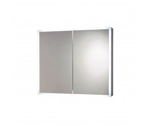 Iona LED Double Door Mirror Cabinet 700mm x 600mm
