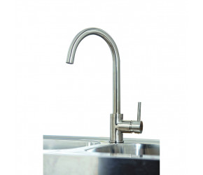 Iona KT5 Brushed Nickel Kitchen Tap