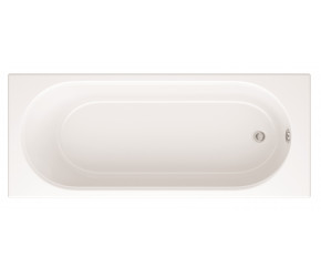 Iona Cascade Single Ended Bath 1600mm x 700mm