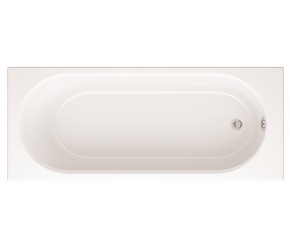 Iona Cascade Single Ended Bath 1700mm x 750mm